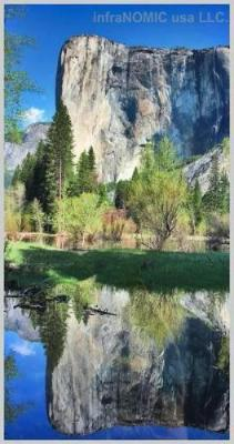 Yosemite Park - 2' x 5' Radiant Heat Panel