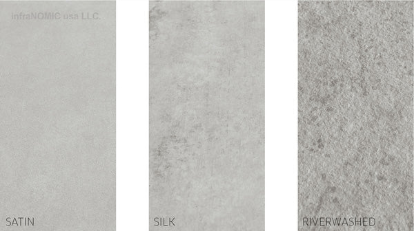 NeoLith/Dekton Skin - 2' x 4' Elegant Radiant Heat Panel CUSTOM PRODUCT Many types available!