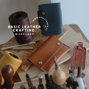 Basic Leather Crafting