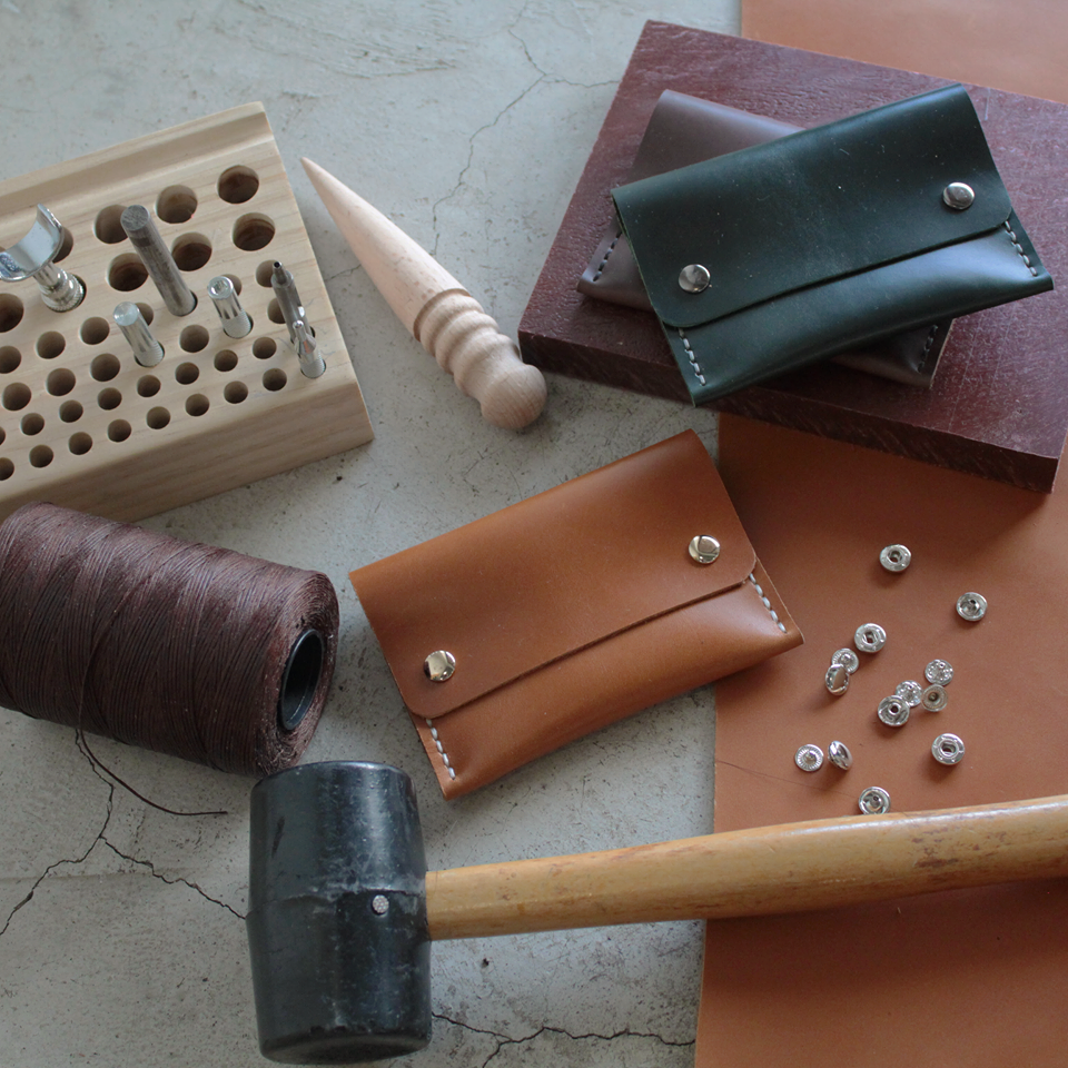 Basic Leather Crafting Online