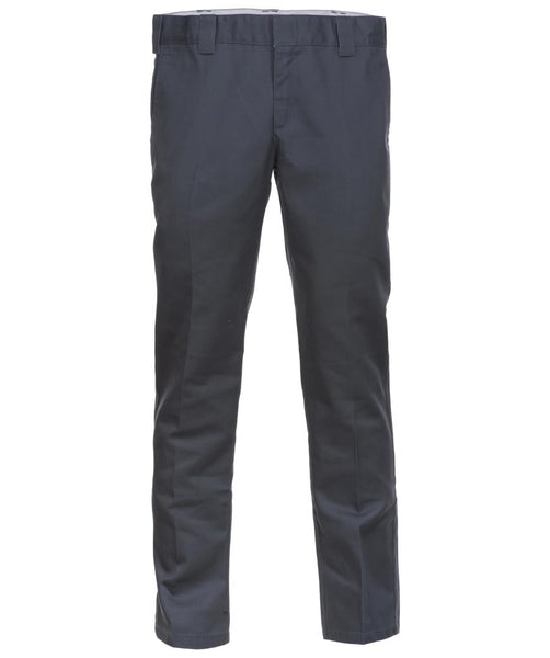 Dickies 872 Slim Fit Work Pants Charcoal Grey