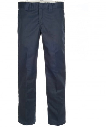 Dickies 873 Slim Straight Work Pants Dark Navy