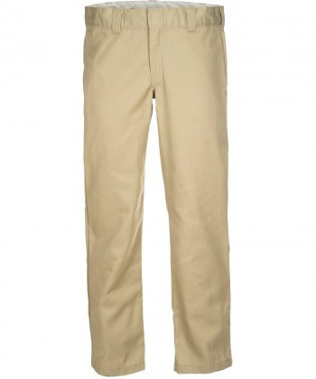 Dickies 873 Slim Straight Work Pants Khaki