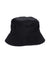 The Alternative - Script Bucket Hat - Reversible Black & Grey