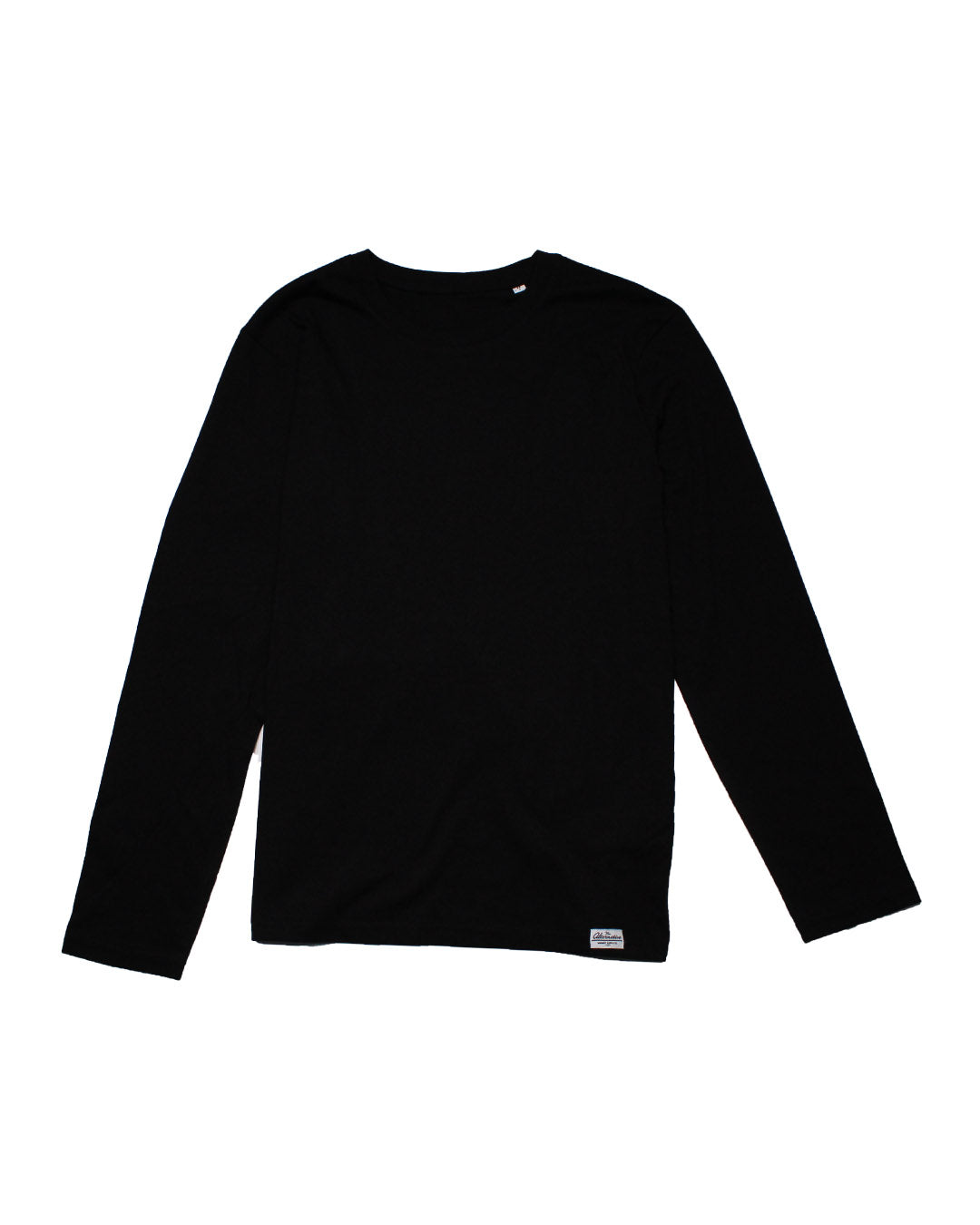 The Alternative - Black Long Sleeve T-Shirt