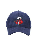 Panda Hat - Navy Blue