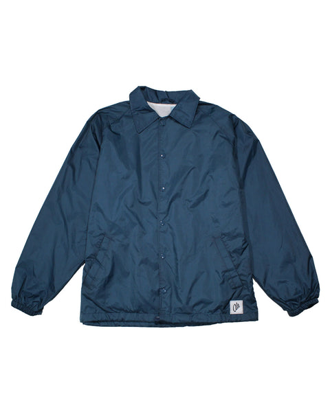 Alt Coach Jacket - Navy