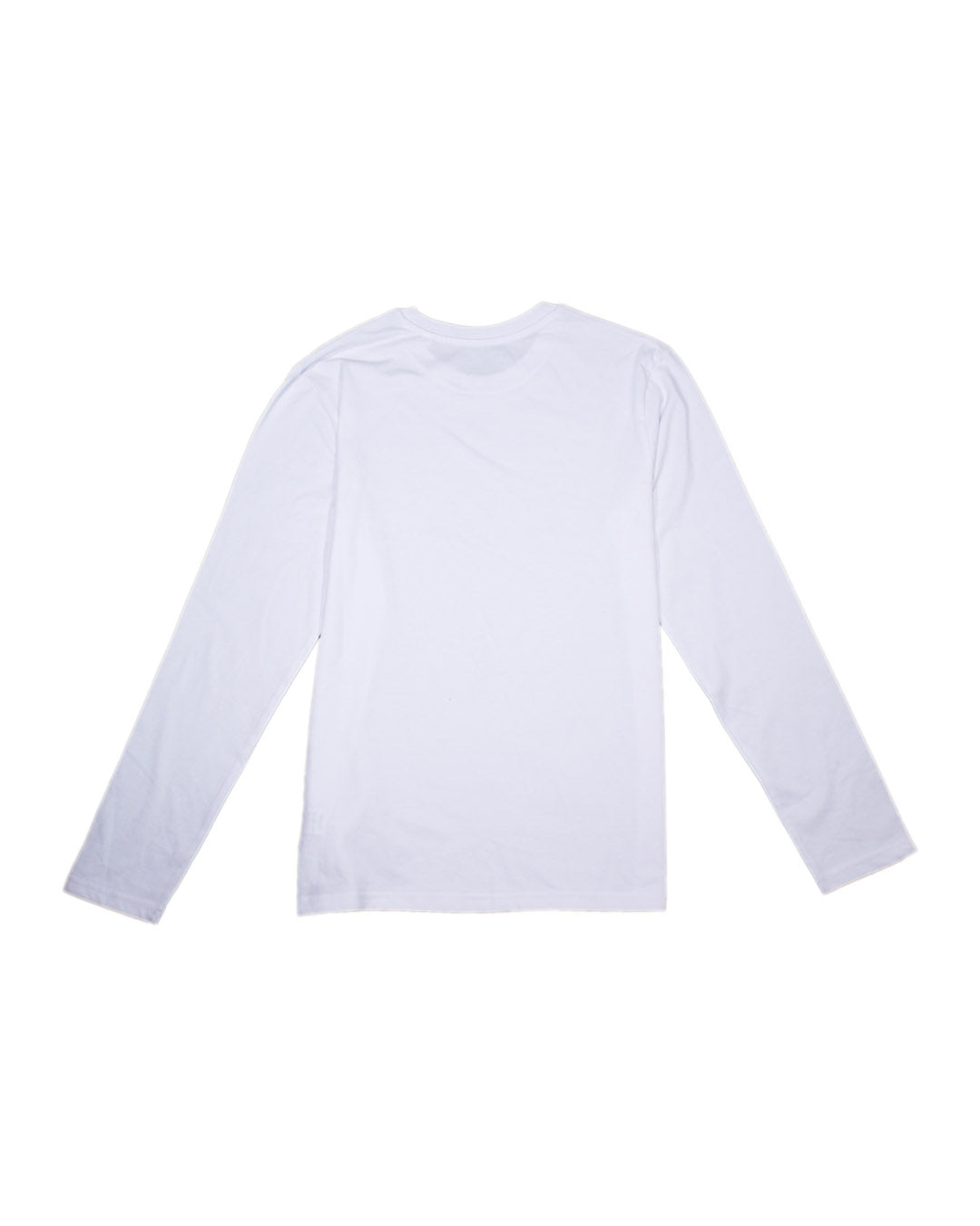 The Alternative - Legacy Organic Long Sleeve T-Shirt White