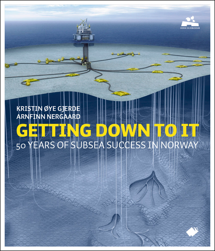 Getting down to it - 50 years of subsea success in Norway