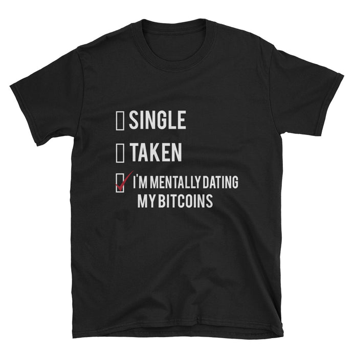 The Dater Bitcoin Shirt
