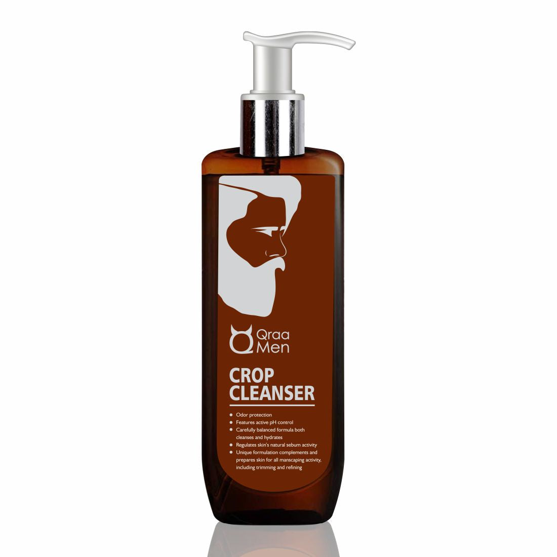 Crop Cleanser- Hygiene Wash for Men with Tea Tree Oil