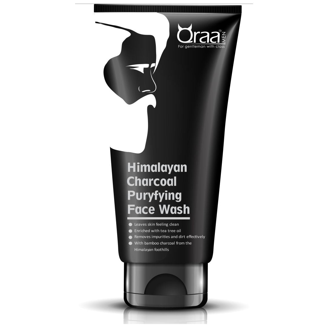 Charcoal Face Wash For Men , activated charcoal face wash for men