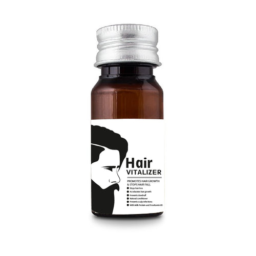 Hair Vitalizer- One Month Supply (Pack of 2)