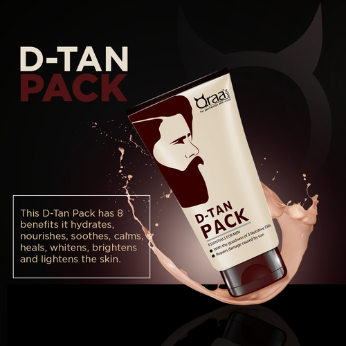 De-Tan Pack for Men
