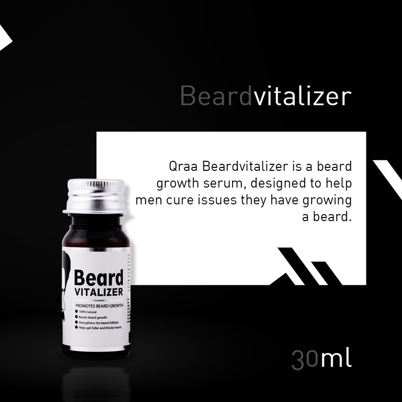 Beardvitalizer - grow beard faster