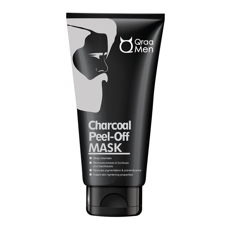 Charcoal Peel Off Mask for Men- With Activated Charcoal
