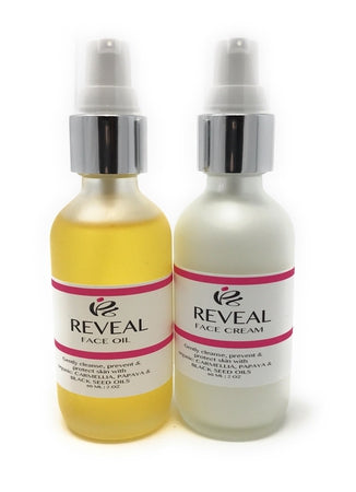 Reveal Duo Face Cream & Face Oil