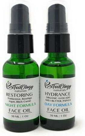 Hydrance Day & Night Formula Face Oil Duo