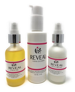 Reveal Total Skin Care 3 Pc