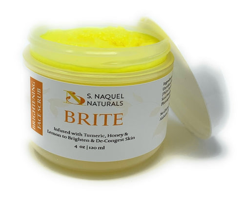 BRITE FACE & BODY BRIGHTENING POLISH