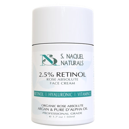 RETINOL ROSE ABSOLUTE FACE CREAM