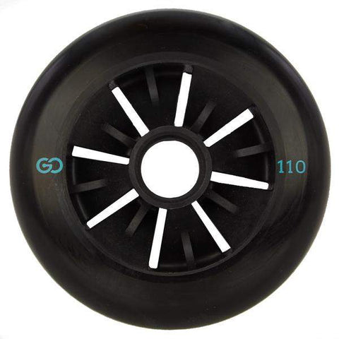 Go Project BOW AND ARROW Wheels 110mm 4-Pack - Loco Skates