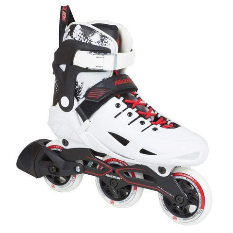 Powerslide Phuzion 2018 Junior White Skates