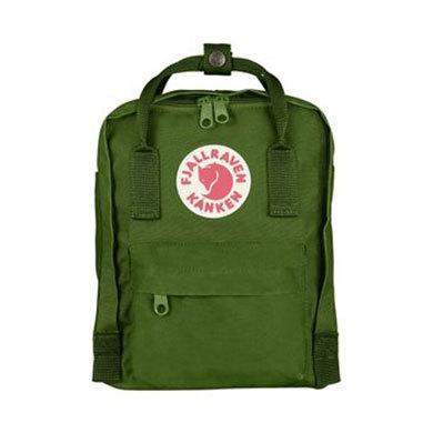 Fjallraven Mini Backpack Leaf Green - Loco Skates