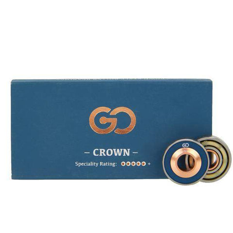 Go Project Crown Bearings - Loco Skates