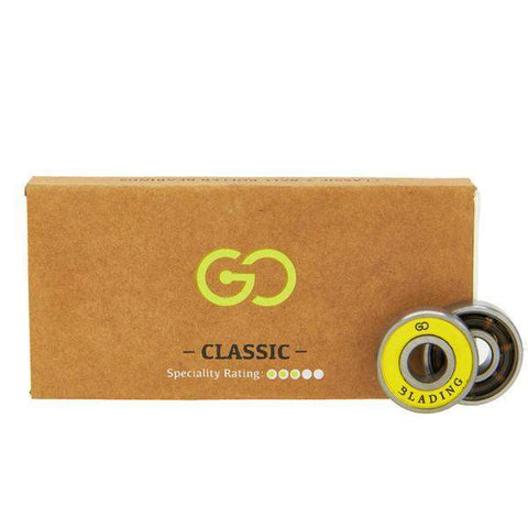 Go Project Classic Bearings - Loco Skates