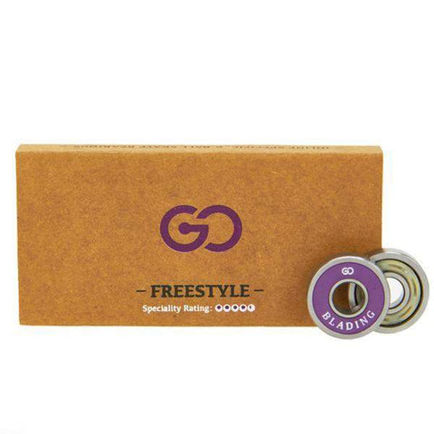 Go Project Freestyle Bearings - Loco Skates