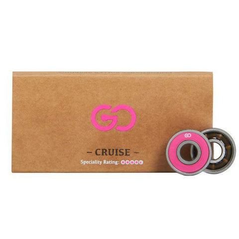 Go Project Cruise Bearings - Loco Skates