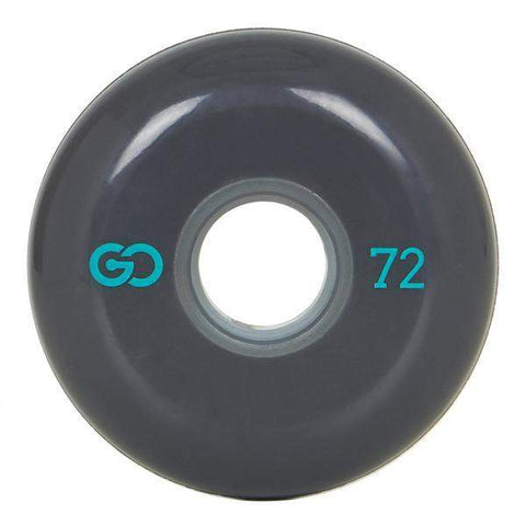 Go Project 72mm Grey Wheels - Loco Skates