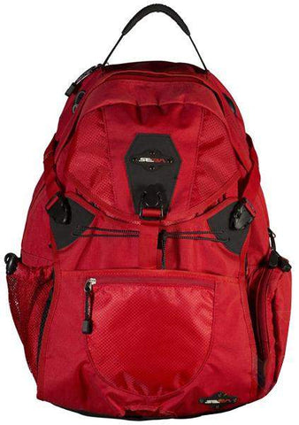 Seba Red Backpack Large - Loco Skates