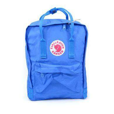 Fjallraven Backpack Blue - Loco Skates