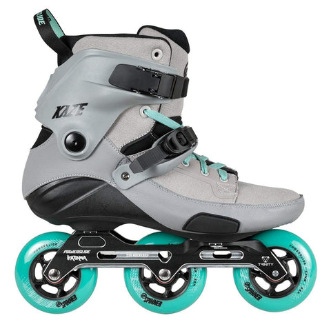 Powerslide Kaze 90 Grey Skates