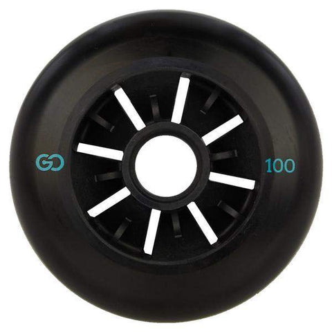 Go Project BOW AND ARROW Wheels 100mm 4-Pack - Loco Skates