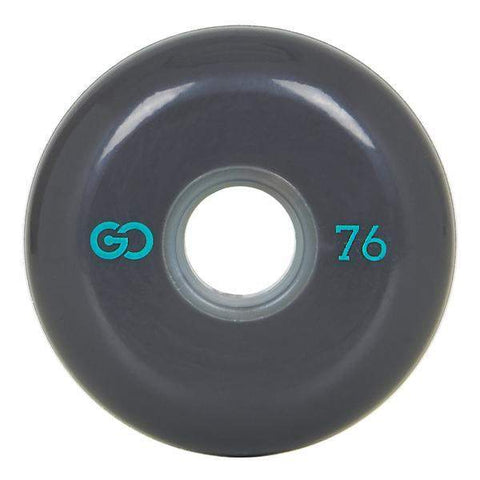 Go Project 76mm Wheels - Loco Skates