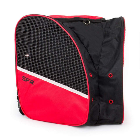 SFR Skate Backpack - Black / Red - Loco Skates