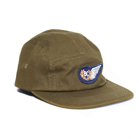 Blade Club 'Pilot' Hat -Army Green
