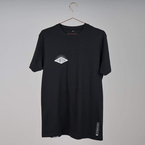 UKBC X LOCO - Just Here To Skate Regular T-shirt - Black