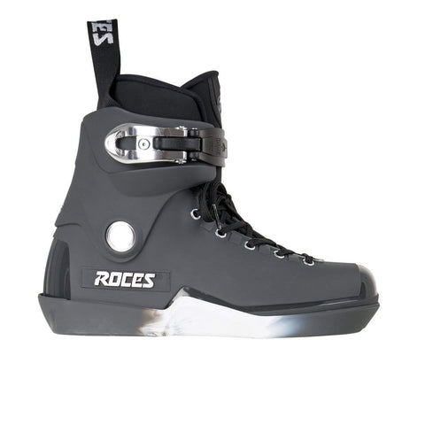 Roces M12 LO Nils Janson Charcoal 2019 Skate Boot Only