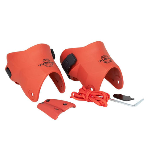 Rollerblade RB Twister Edge Custom Kit Orange