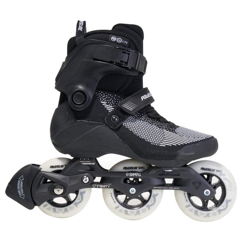 Powerslide Swell Lite Black 100 Skates