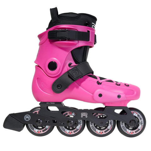 FR Skates FR Junior Adjustable Pink Skates - Loco Skates