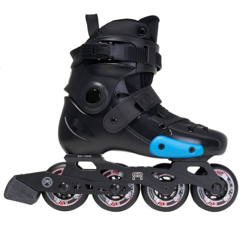 FR Skates FR Junior Adjustable Black Skates - Loco Skates