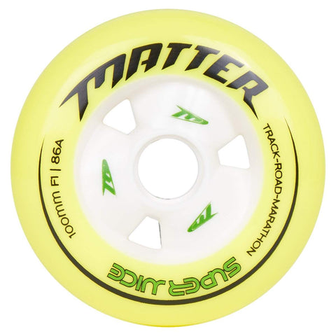 Matter SuperJuice F1 86a 100mm Wheel