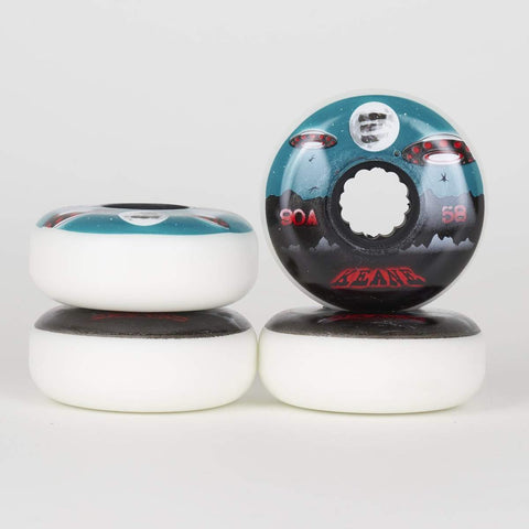 Eulogy Keane Pro Wheels 58mm