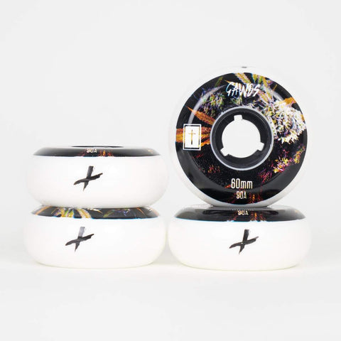 Gawds Team Weed II 60mm / 90a 2018 Pro Wheels - Loco Skates