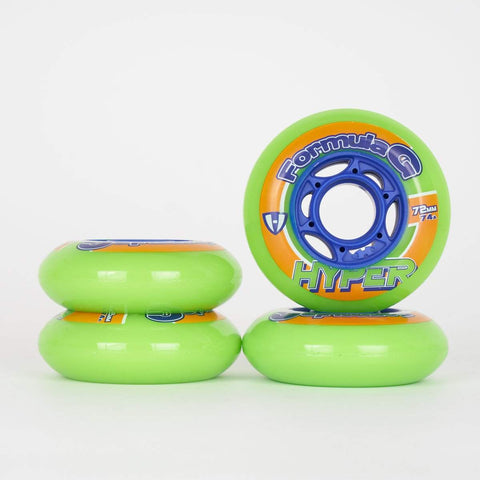Hyper Formula G Era 74a Wheels 76mm / 80mm - Loco Skates